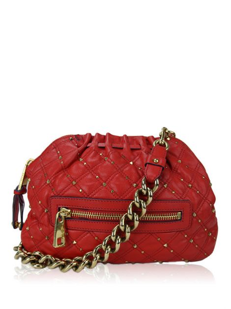 Bolsa Marc Jacobs Stardust Rock Bag Vermelha