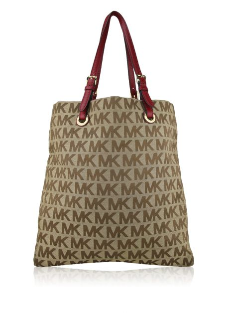 Bolsa Michael Kors Jet Set Canvas