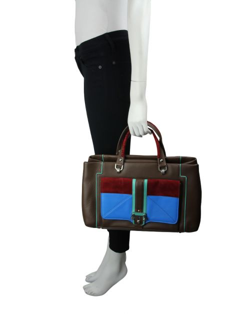 Bolsa Paula Cademartori Lisa Multicolor