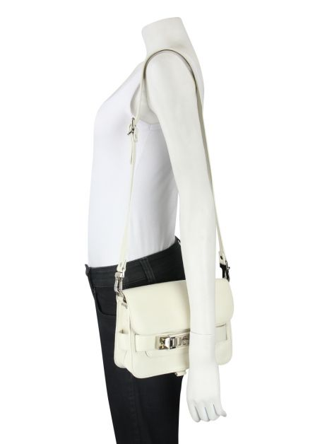 Bolsa Proenza Schouler PS11 Mini Off White