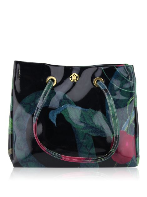 Bolsa Roberto Cavalli Coated Estampada