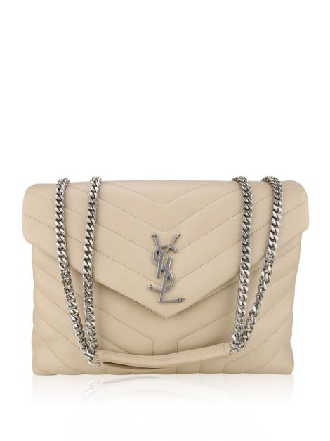 Bolsa Saint Laurent Paris Lou Lou Nude