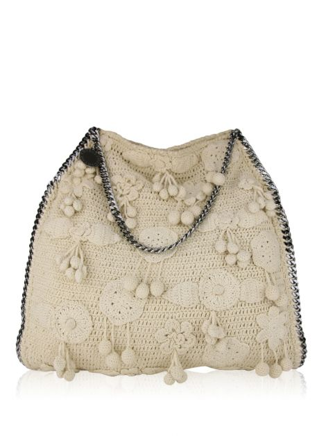 Bolsa Stella McCartney Fallabela Crochet