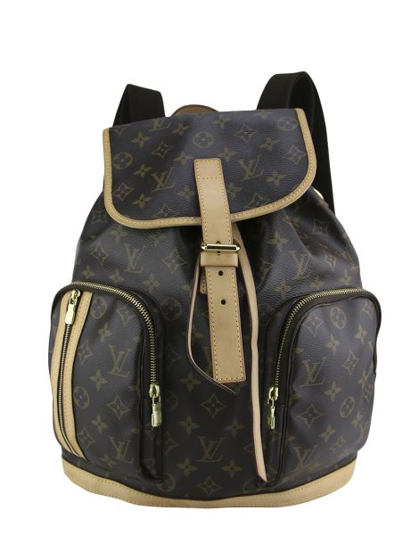 Mochila Louis Vuitton Bosphore Monograma MM