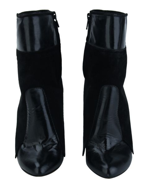 Bota Givenchy Fold Over Camurça