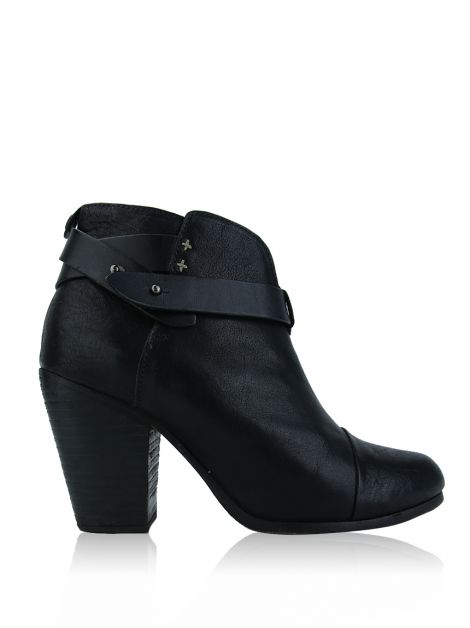 Bota Rag & Bone Harrow Preto