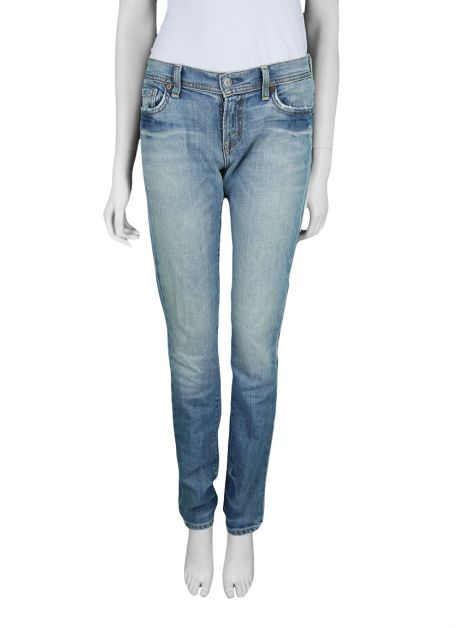 Calça Citizens Of Humanity Ava Straight Leg Jeans
