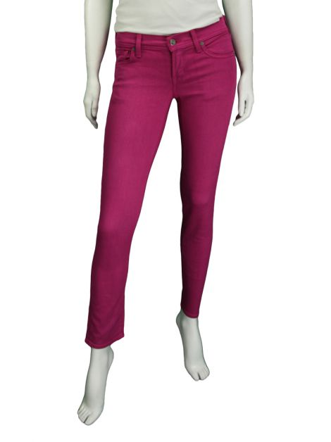 Calça Citizens of Humanity Fuchsia