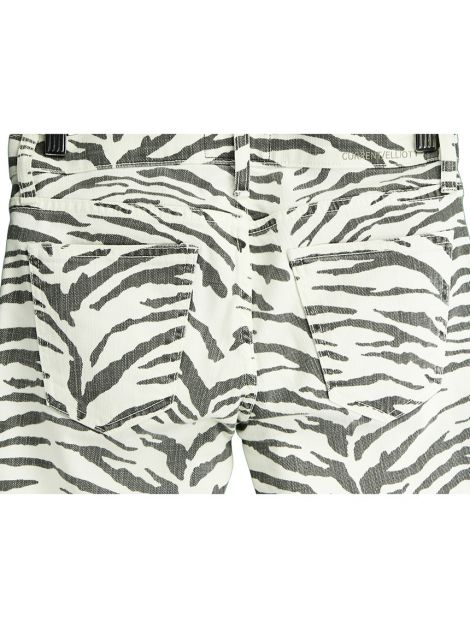 Calça Current Elliot Skinny Zebra