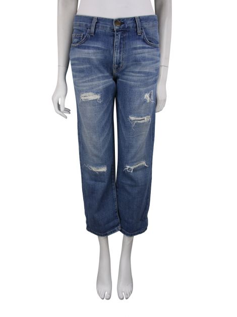 Calça Current Elliott Boyfriend Jeans
