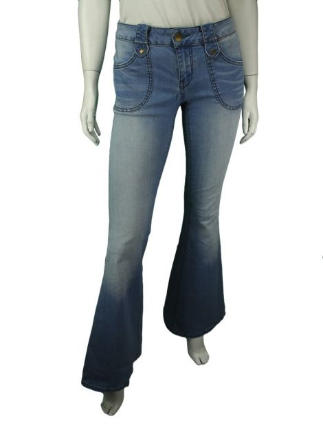 Calça Divine Rights of Denim Jeans Azul