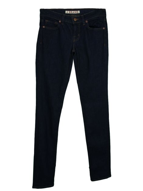 Calça J. Brand The Pencil Leg Jeans Escura