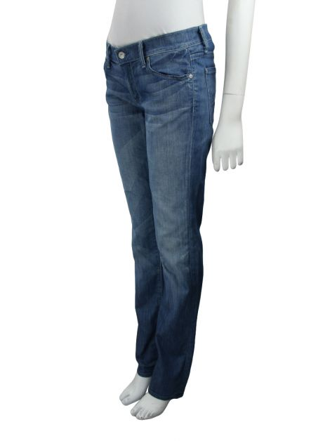 Calça Jeans Seven For All Mankind Straight Leg Jeans
