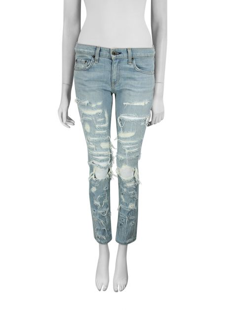 Calça Rag & Bone The Dre Jeans Clara