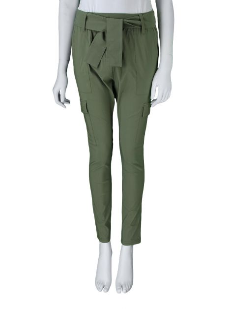 Calça SCK The Label Skinny Verde