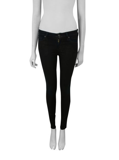 Calça Seven For All Mankind Skinny Jabuticaba