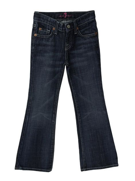 Calça Seven for All Mankind Bootcut Jeans Infantil