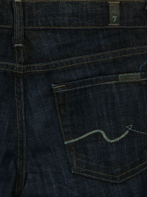 Calça Seven For All Mankind Bootcut Jeans Orgânico Flare