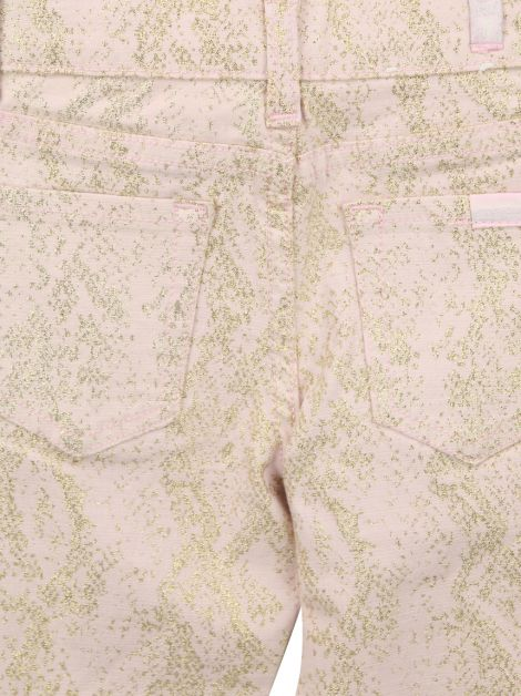 Calça Seven For All Mankind Brilho Infantil
