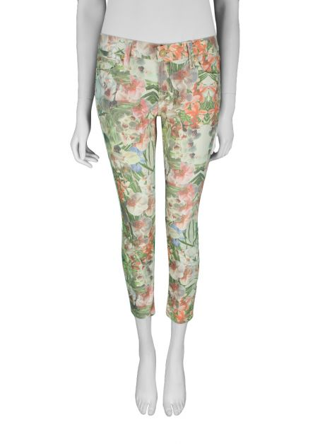 Calça Seven For All Mankind Cropped Gwenevere