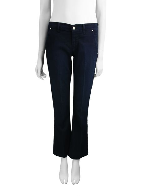 Calça Seven For All Mankind Flare Azul Escuro