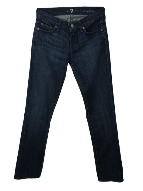 Calça Seven For All Mankind Ginger Jeans