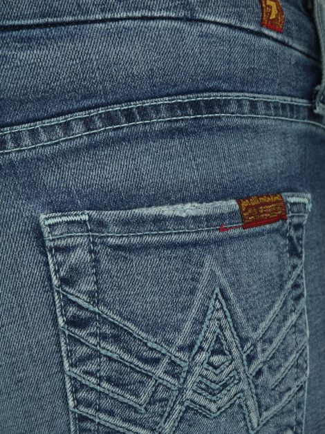 Calça Seven For All Mankind Jeans A Pocket Flare