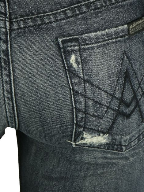 Calça Seven for All Mankind Jeans Destroyed