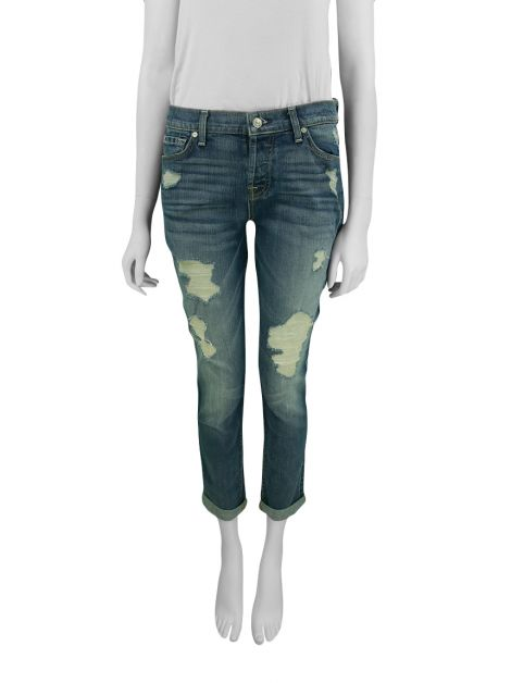 Calça Seven For All Mankind Jeans Josefina