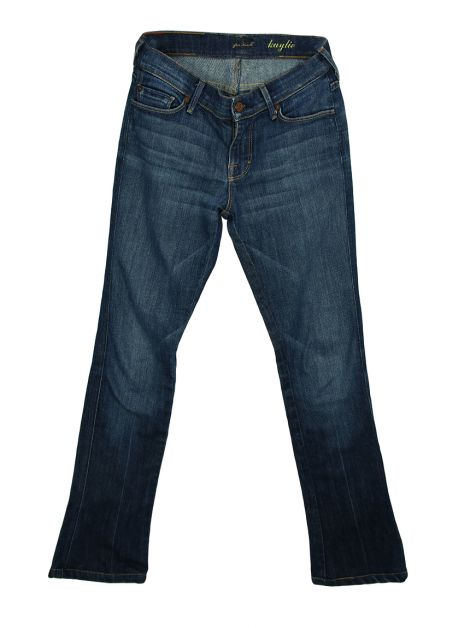 Calça Seven For All Mankind Kaylie Jeans
