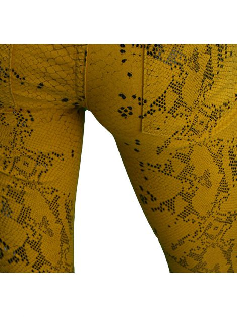 Calça Seven For All Mankind Mostarda