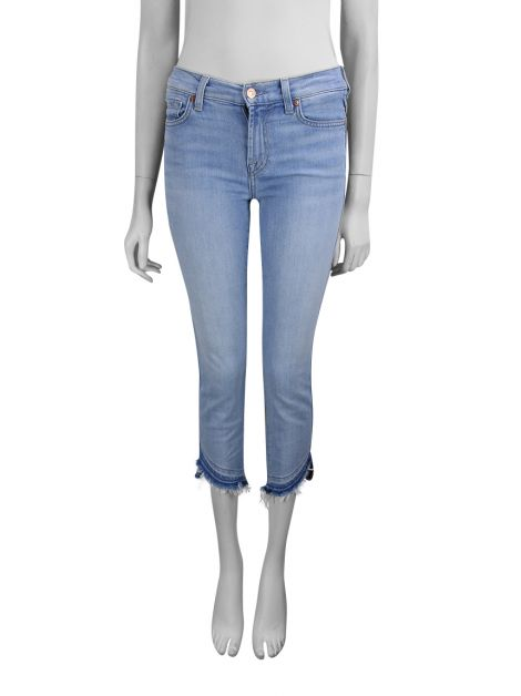 Calça Seven For All Mankind Roxanne Ankle Jeans