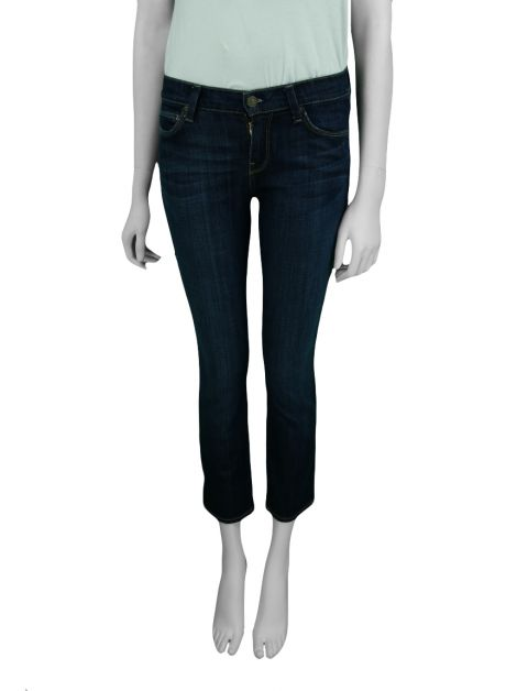 Calça Seven For All Mankind Slim Straight Reta Jeans