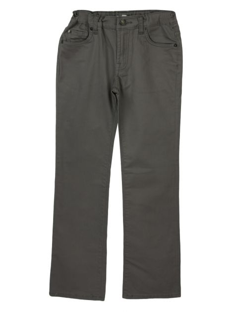 Calça Seven For All Mankind Standard Cinza Infantil