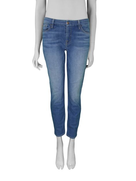 Calça Seven For All Mankind The Ankle Skinny