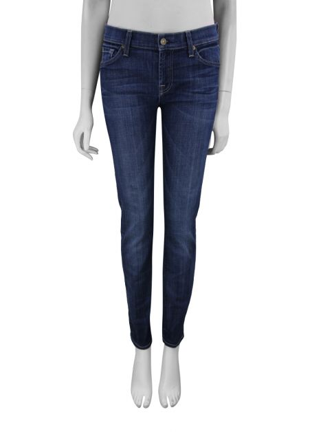 Calça Seven For All Mankind The Slim Cigarette Jeans