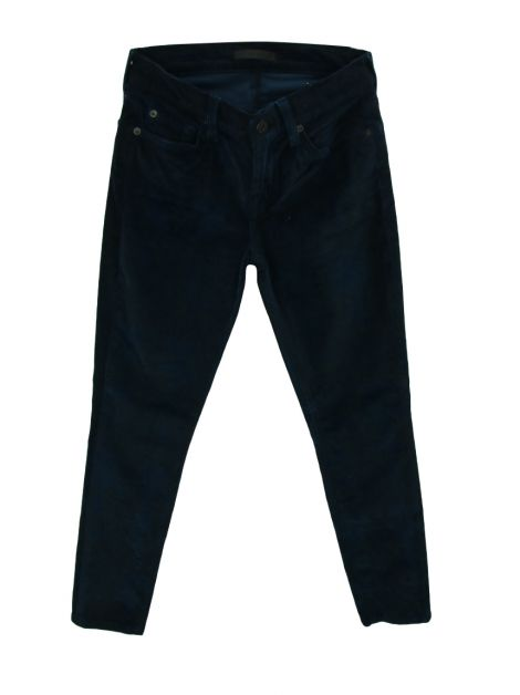 Calça Seven For All Mankind Veludo Estampado