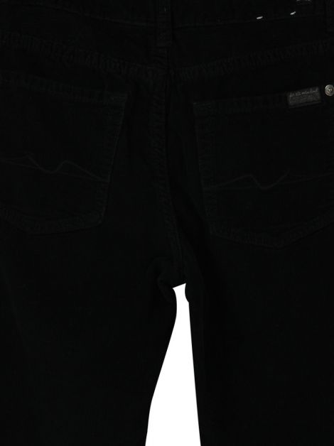 Calça Seven For All Mankind Veludo Infantil