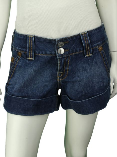 Shorts True Religion Curto Pesponto