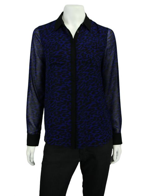 Camisa Armani Exchange Animal Print