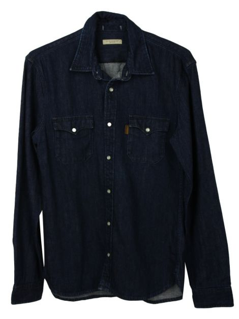 Camisa Burberry Brit Jeans Masculino