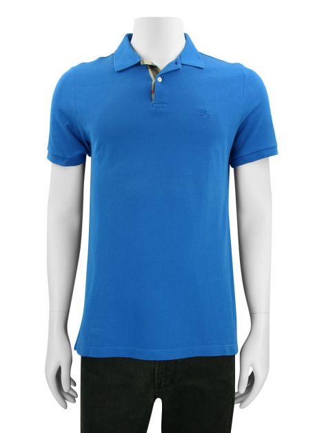 Camisa Burberry Brit Polo Azul