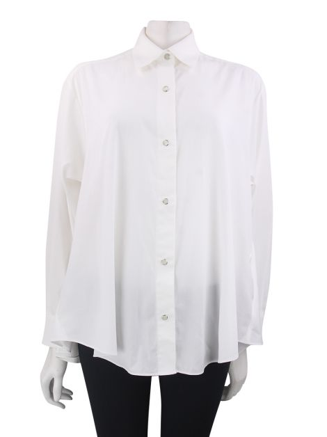 Camisa Lenny Niemeyer Tecido Off White