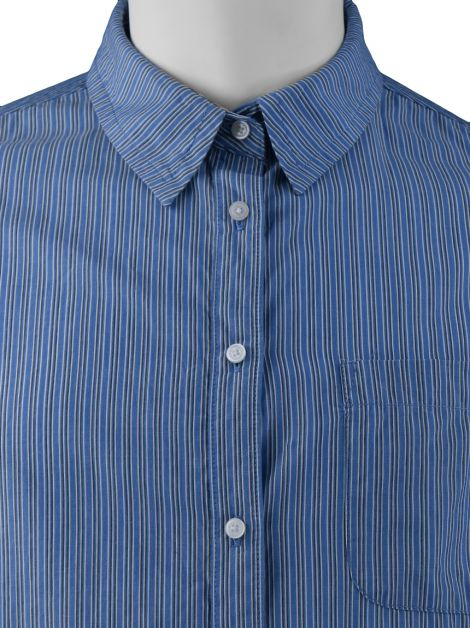 Camisa Marc By Marc Jacobs Listrada Azul Masculina