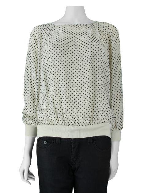 Camisa Marc By Marc Jacobs Pregas Off-White