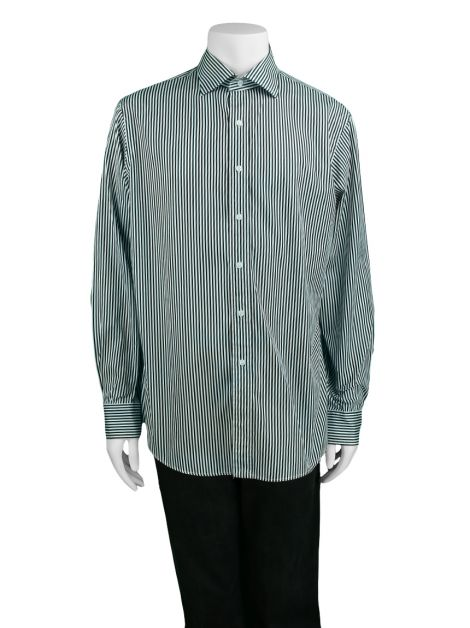 Camisa Polo By Ralph Lauren Regent Custom Fit Listrada Masculina