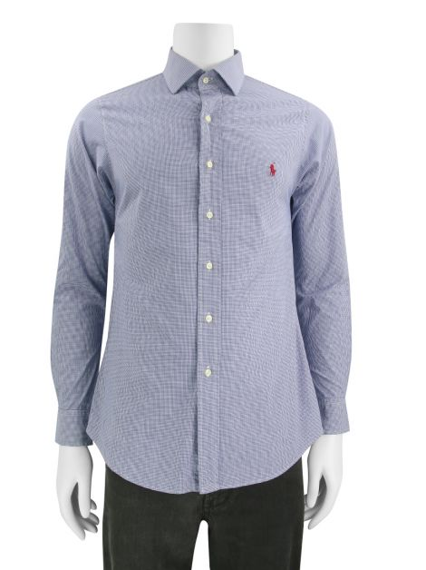 Camisa Polo by Ralph Lauren Xadrez Bicolor Masculina ... 4395486affdd8