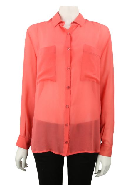 Camisa September Issue Clea Coral