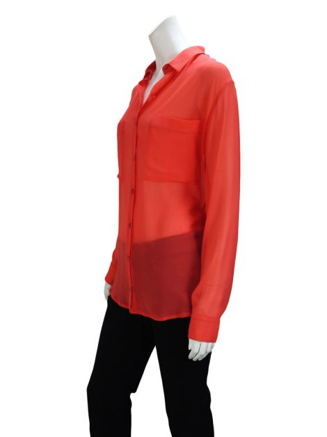 Camisa September Issue Coral