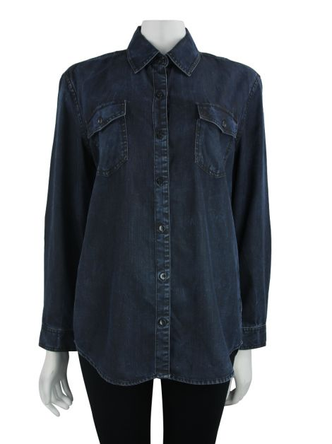 Camisa Seven For All Mankind Jeans Cristais